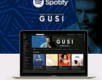 Spotify Filtr Lanzamiento Gusi
