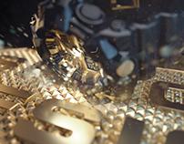 G-Shock 'Gold'