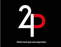 Agência 2P - Identidade Visual