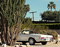 Classic cars of Palm Springs