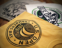 2015 US Open T-shirt Concepts