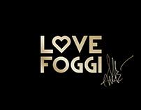 Love Foggi Logo Design