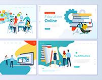 Education - Web Design Concepts