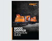 Först - Wood Chipper Operation Guide