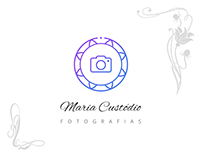 Maria Custódio Fotografias - Logo | Identidade Visual