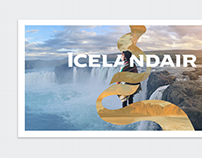 Icelandair Identity Package