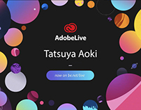 青木 - Adobe Live