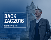Zac Goldsmith - London Mayoral Campaign