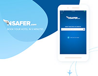 Nsafer.com - Hotel Booking App