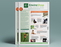 EnviroShop Brochure