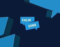 CALMzone Rebrand
