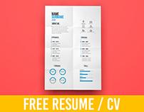 Free Resume / CV vol.2
