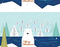 Download My Free Christmas Card Eps Source File
