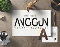 Anggun Typeface