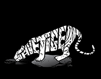 Save Tiger - Typography