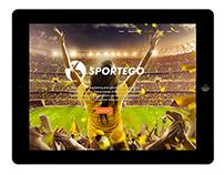 Sportego Visual Identity