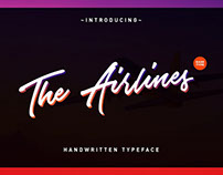 Free Font of the Week - The Airlines
