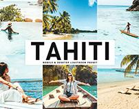 Free Tahiti Mobile & Desktop Lightroom Preset