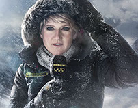 BBC Winter Olympics 2012 campaign