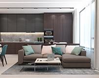 Tetris Apartment