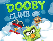 Dooby Climb Graphics and UI