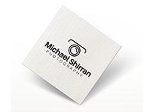 Logo design - Michael Shirran Photography