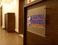Capital Center - Branding