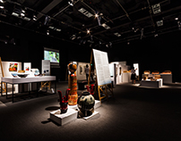 Beautiful Handicrafts Of Tohoku, Japan Exhibition
