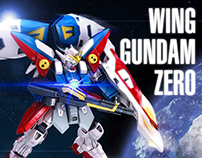 Wing Gundam Zero - Tutorial for Libel Studios.