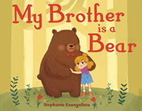 My Brother is a Bear Book Cover