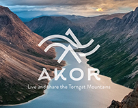 Akor Live and share the Torngat Mountains