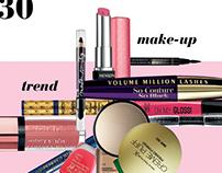 cosmetic editorial