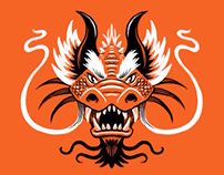 Dragon Head (Limited Palette)