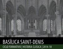 2014.10_Historia Clásica_Basílica Saint Denis