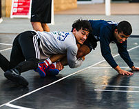 Wresting Club Plinth Mat Event - UTD Comet Life