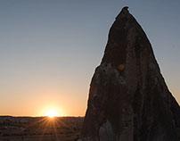 Kapadokya, Goreme, Turkey