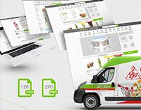 Online Shop with delivery option - efurhst.com