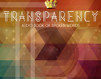 Audio book Transparency CD cover