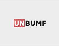 UNBUMF Logo Design