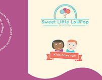 Logo & 4-Page Brochure - Nursery