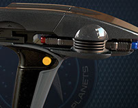 Star Trek Beyond Type-1B Phaser