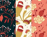 Patterns: Sorta Flora