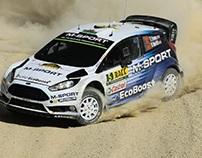 Después de mi primera carrera en el WRC