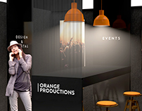 Orange Productions - Stand Concept Meetings 2016