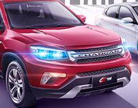 Autos Changan 2016