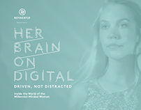Her Brain on Digital 2015