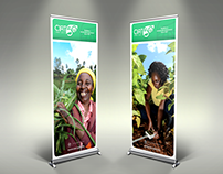 CIAT 50 Roll Up Banner