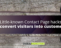 Little-Known Contact Page Hacks to Convert Visitors int