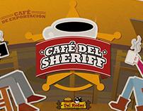 Café del Sheriff