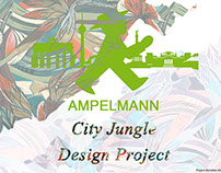 Ampelmann City Jungle Design Project
